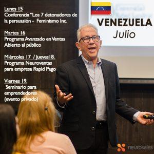 venezuela julio 2019