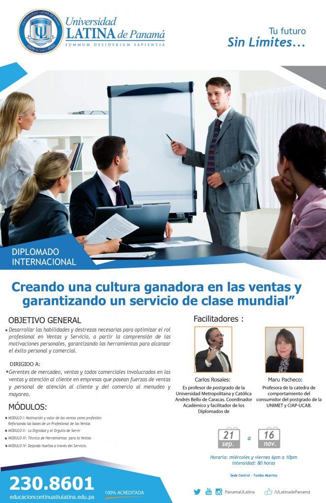 Diplo Int Creando una cultura ganadora en las ventas Sept 2016-01