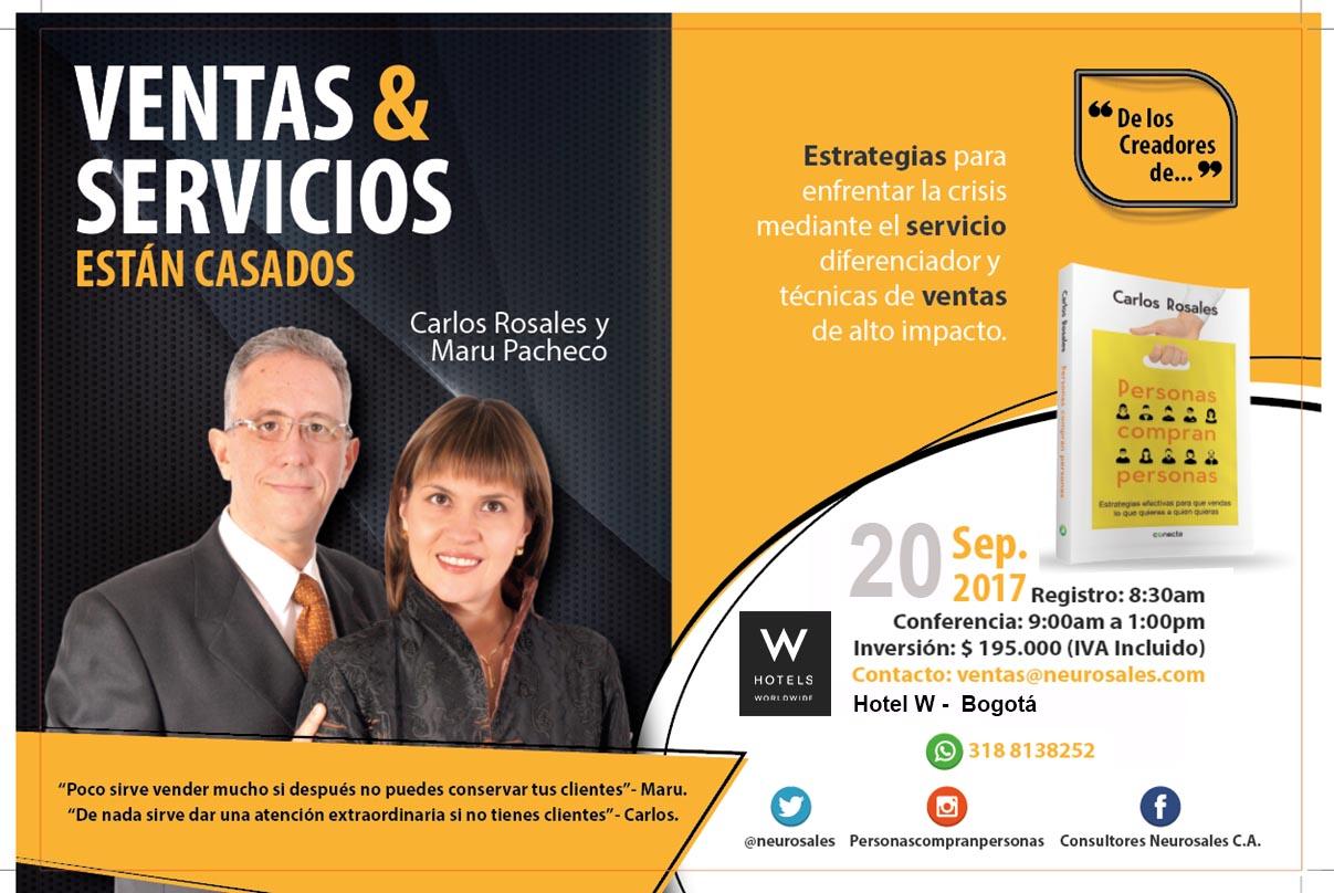 ventas y servicios